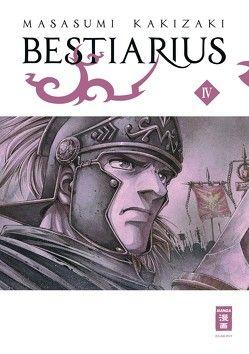 Bestiarius 04 von Caspary,  Constantin, Kakizaki,  Masasumi