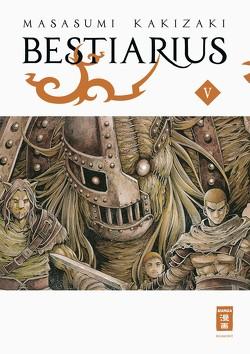 Bestiarius 05 von Caspary,  Constantin, Kakizaki,  Masasumi