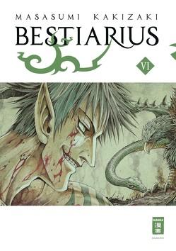 Bestiarius 06 von Caspary,  Constantin, Kakizaki,  Masasumi