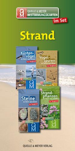 """Bestimmungskarten-Set """"Strand"""" von Quelle & Meyer Verlag"""