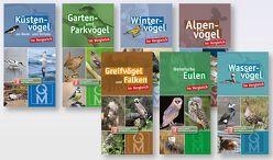 """Bestimmungskarten-Set """"Vögel"""""""