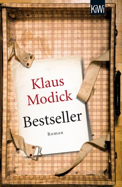Bestseller von Modick,  Klaus