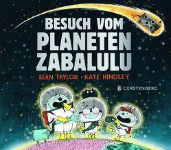 Besuch vom Planeten Zabalulu von Gutzschhahn,  Uwe-Michael, Hindley,  Kate, Taylor,  Sean