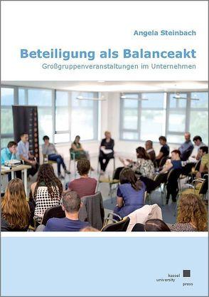 Beteiligung als Balanceakt von Steinbach,  Angela