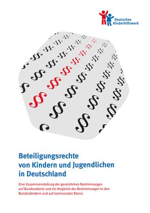 Beteiligungsrechte von Kindern und Jugendlichen in Deutschland von Kamp,  Uwe