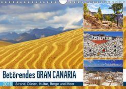 Betörendes Gran Canaria (Wandkalender 2019 DIN A4 quer) von M. Laube,  Lucy