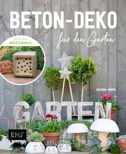 Beton-Deko für den Garten von Rundel,  Johanna