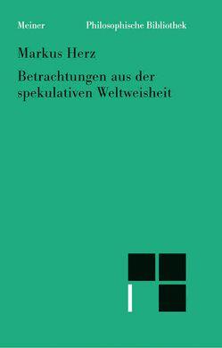 Betrachtungen aus der spekulativen Weisheit von Conrad,  Elfriede, Delfosse,  Heinrich P, Herz,  Markus, Nehren,  Birgit