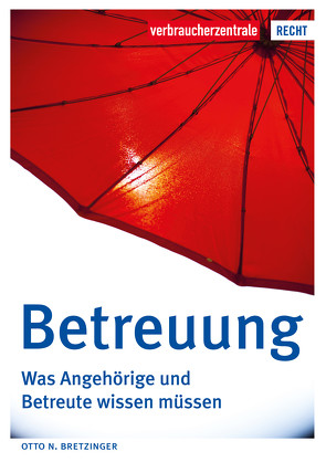 Betreuung von Bretzinger,  Otto N., NRW,  Verbraucherzentrale