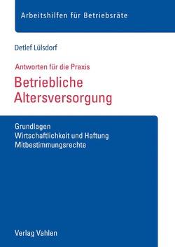 Betriebliche Altersversorgung von Lülsdorf,  Detlef