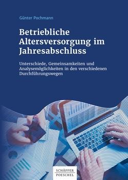 Betriebliche Altersversorgung in der Finanzberichterstattung von Pochmann,  Günter