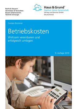 Betriebskosten von Brückner,  Carsten