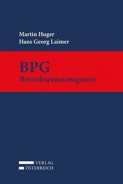 BPG von Huger,  Martin, Laimer,  Hans Georg