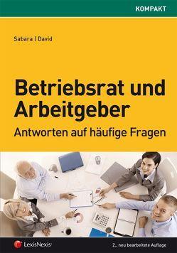 Betriebsrat und Arbeitgeber von David,  Elisabeth, Sabara,  Bettina