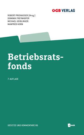 Betriebsratsfonds von Priewasser,  Robert