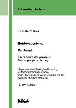 Betriebssysteme von Thies,  Klaus-Dieter