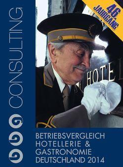 Betriebsvergleich Hotellerie & Gastronomie Deutschland 2014 von Froböse,  Tina, Kreuzig,  Karl H.