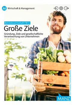 Betriebswirtschaft / Betriebswirtschaft FW 3 | Große Ziele von Friesacher,  Elke, Heimhofer,  Thomas