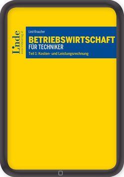 Betriebswirtschaft für Techniker von Lind-Braucher,  Susanne
