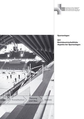 Betriebswirtschaftliche Aspekte bei Sportanlagen von Beutler,  Steve