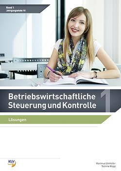 Betriebswirtschaftliche Steuerung und Kontrolle von Hausener,  Svenja, Kopp,  Yvonne, Umhöfer,  Hartmut