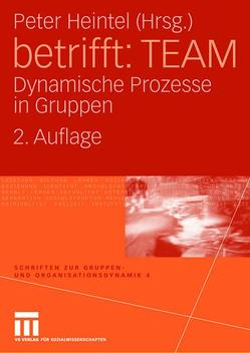 betrifft: TEAM von Heintel,  Peter