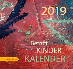 Betrifft KINDER-Kalender 2019