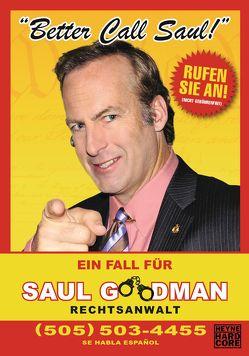 Better Call Saul von Mayer,  Berni, Stubbs,  David