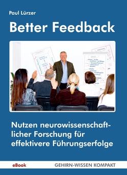 Better Feedback (eBook) von Lürzer,  Paul