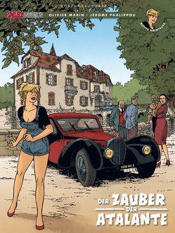 Bettys Abenteuer Vorzugsausgabe von Marin,  Olivier, Phallipou,  Jerome
