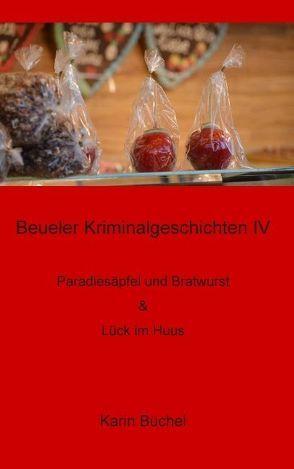 Beueler Kriminalgeschichten IV von Büchel,  Karin