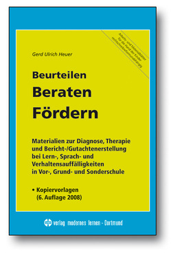Beurteilen – Beraten – Fördern von Heuer,  Gerd U
