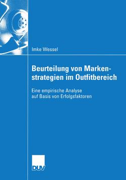 Beurteilung von Markenstrategien im Outfitbereich von Wessel,  Imke