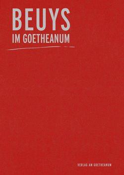 Beuys im Goetheanum von Haid,  Christiane, Klemm,  Barbara, Kugler,  Walter