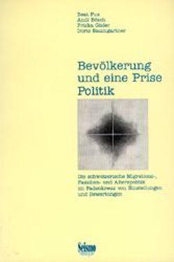 Bevölkerung und eine Prise Politik von Bösch,  Andi, Fux,  Beat, Gisler,  Priska