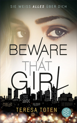 Beware That Girl von Jakobeit,  Brigitte, Toten,  Teresa