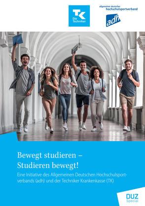 Bewegt studieren – Studieren bewegt!