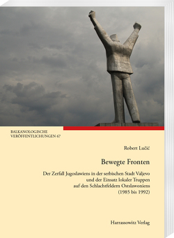 Bewegte Fronten von Lučić,  Robert