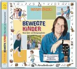 Bewegte Kinder von Jöcker,  Detlev