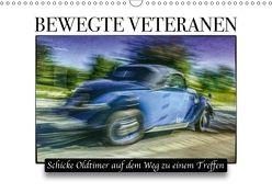 Bewegte Veteranen (Wandkalender 2018 DIN A3 quer) von Toepfer,  Matthias