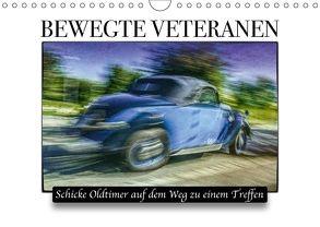 Bewegte Veteranen (Wandkalender 2018 DIN A4 quer) von Toepfer,  Matthias
