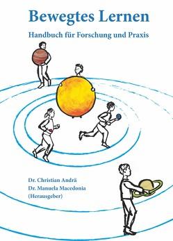 Bewegtes Lernen von Andrae,  Christian, Macedonia,  Manuela