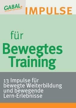 Bewegtes Training von Reiter,  Hanspeter