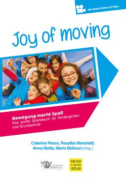 Bewegung macht Spaß von Bellucci,  Mario, Marchetti,  Rosalba, Motta,  Anna, Pesce,  Caterina