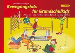 Bewegungshits für Grundschulkids von Grüger,  Constanze