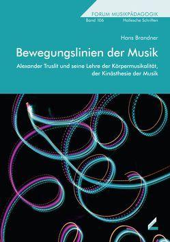 Bewegungslinien der Musik von Brandner,  Hans