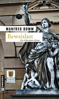 Beweislast von Bomm,  Manfred