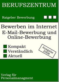 Bewerben im Internet von Buesing,  Alexander