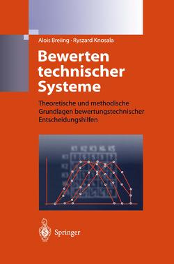 Bewerten technischer Systeme von Breiing,  Alois, Knosala,  Ryszard
