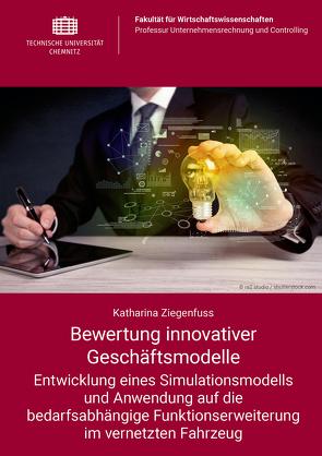 Bewertung innovativer Geschäftsmodelle von Ziegenfuss,  Katharina